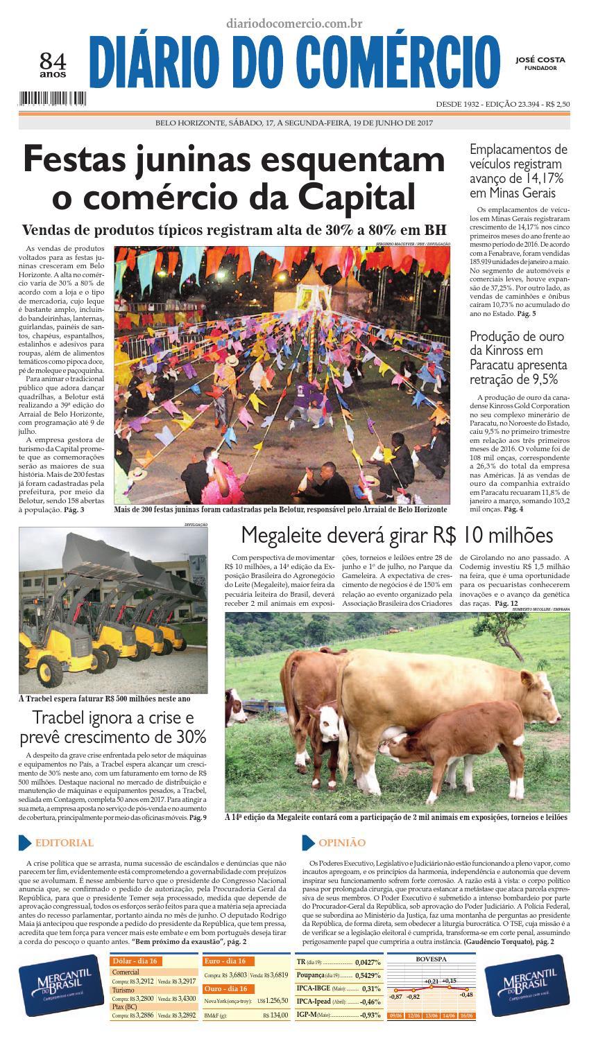 dd83487d0b5 23394 by Diário do Comércio - Belo Horizonte - issuu