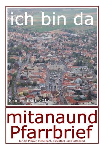 Mitanaund Pfarrbrief 2017 02 By Harald Kraus Issuu