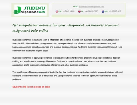 We are AssignmentsMBA.com
