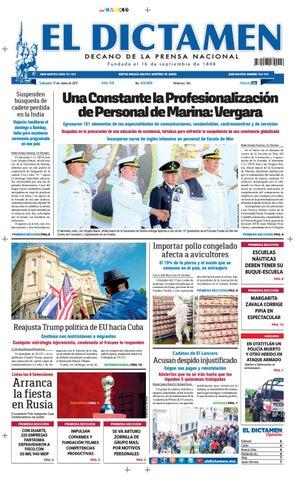 eb7d876bc El Dictamen 17 de Junio 2017 by El Dictamen - issuu