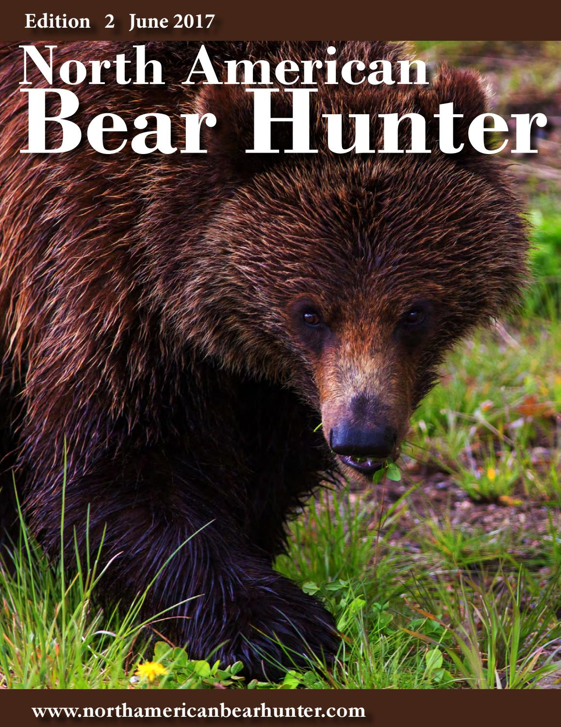 North American Bear Hunter Issue 2 by Southern Unlimited