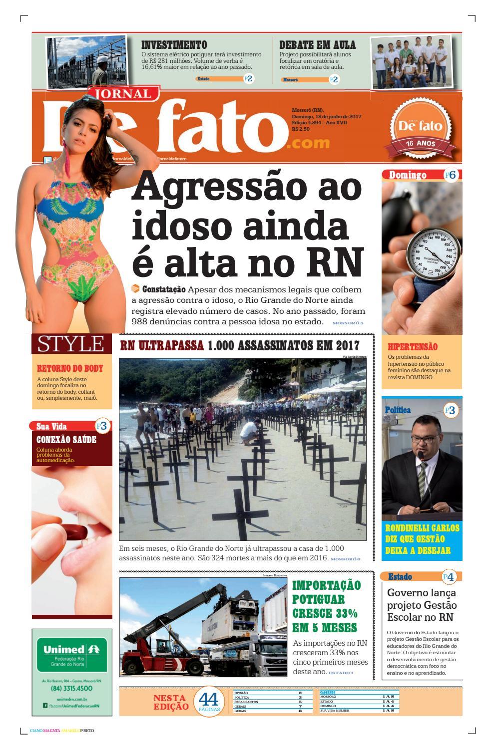 034b64a11 Jornal de Fato by Jornal de Fato - issuu