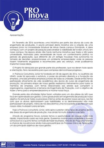 Fejemg Carta De Motivação By Pedro Júnior Issuu