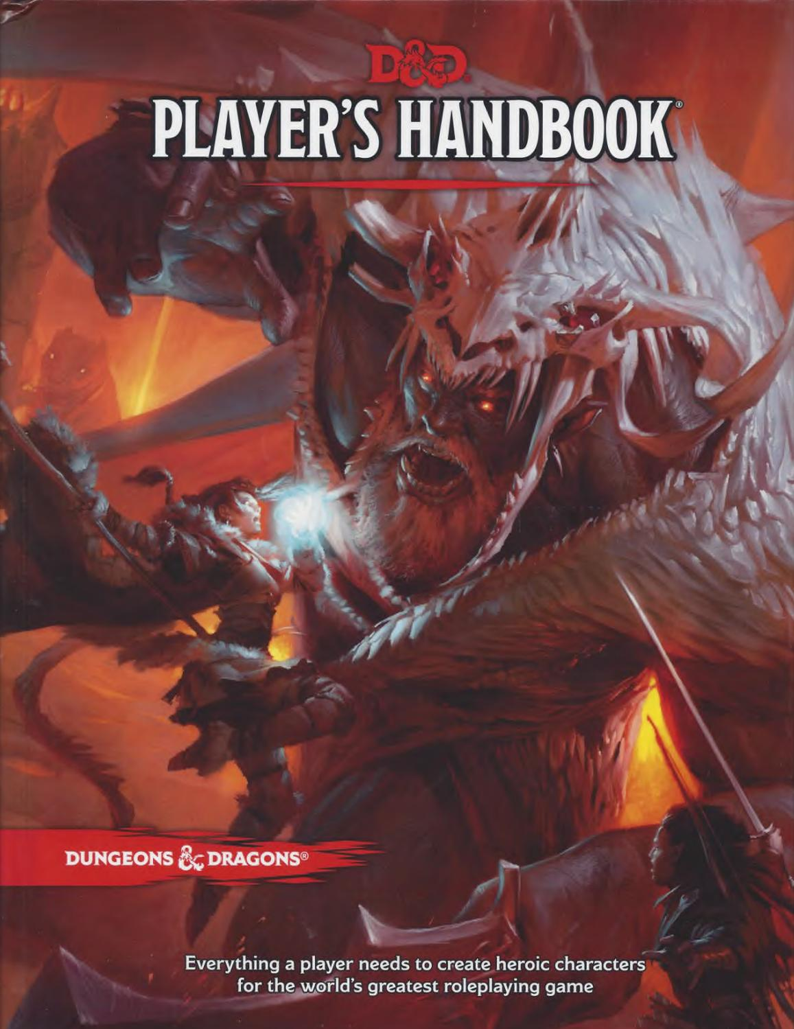 D D Player S Handbook Deutsch Pdf : 5 player handbook by tetete issuu ~ Watch28wear.com Haus und Dekorationen