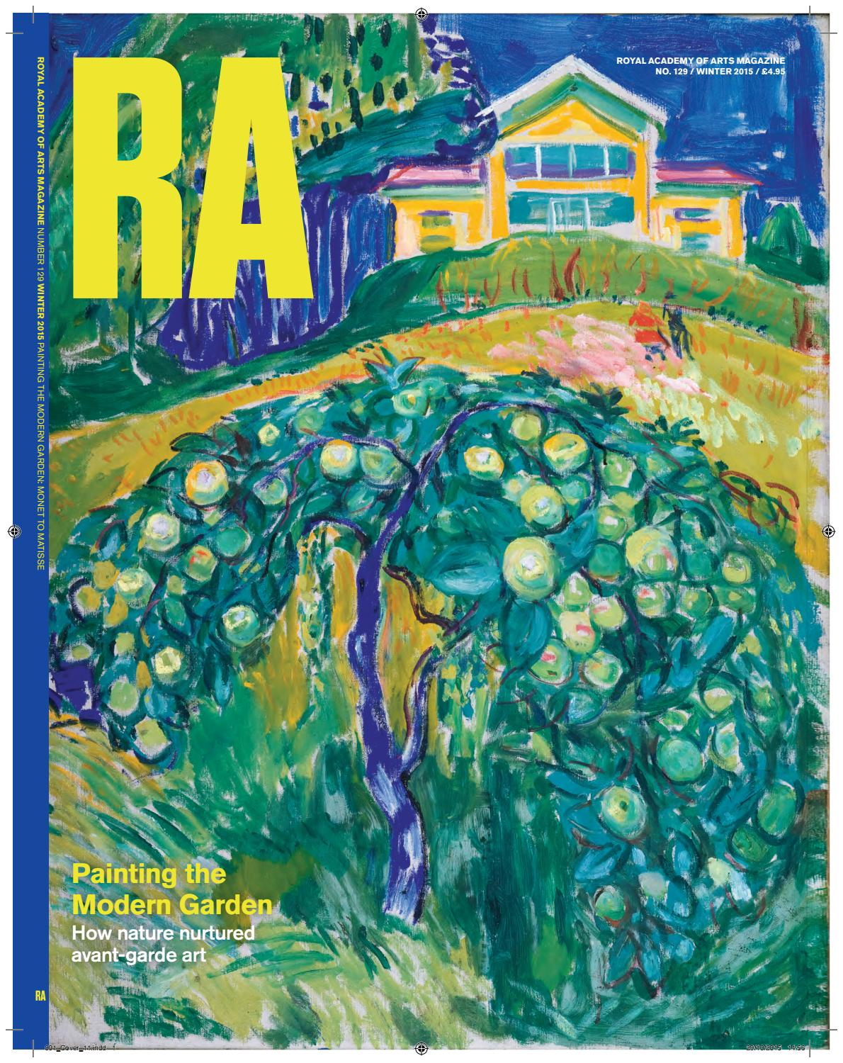 Ra Magazine Winter 2015 By Sam Phillips Portfolio Issuu
