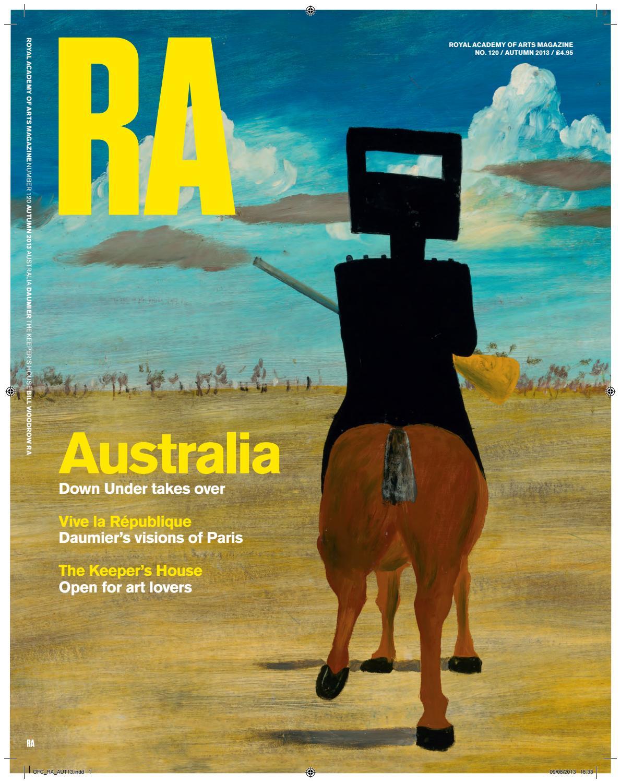b3b991ea9a RA Magazine Autumn 2013 by Sam Phillips Portfolio - issuu