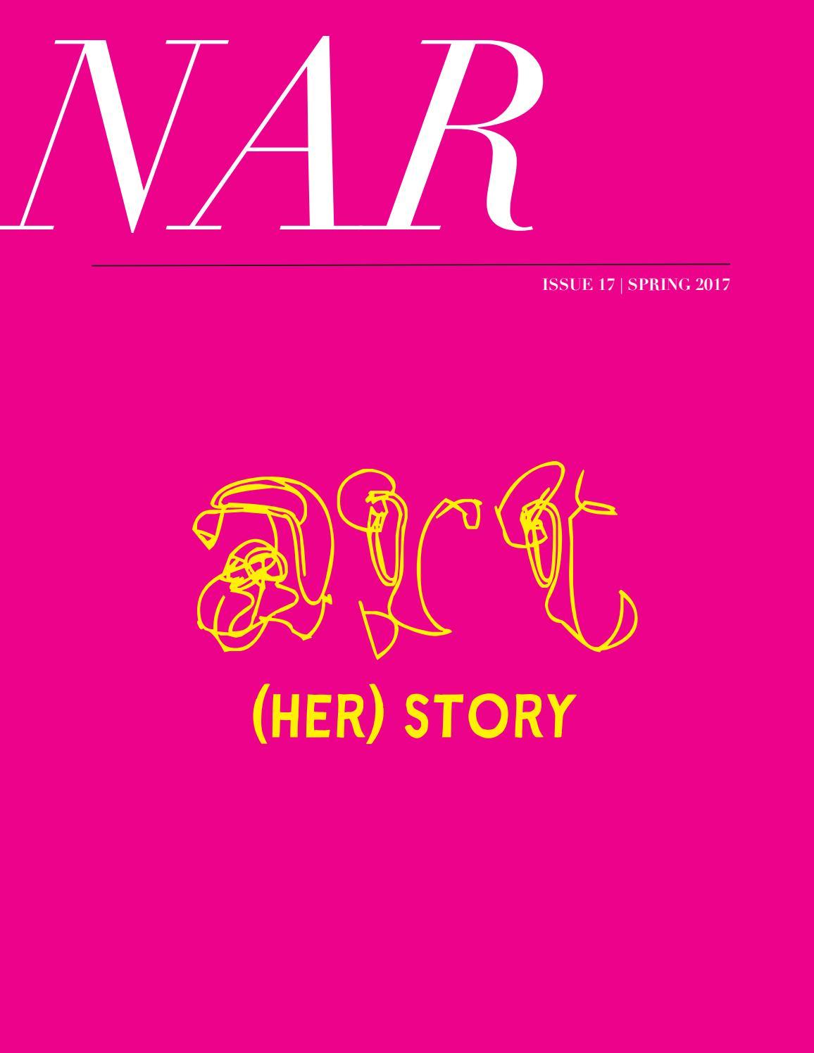 Northwestern Art Review | Issue 17: Art (Her)Story by Northwestern ...