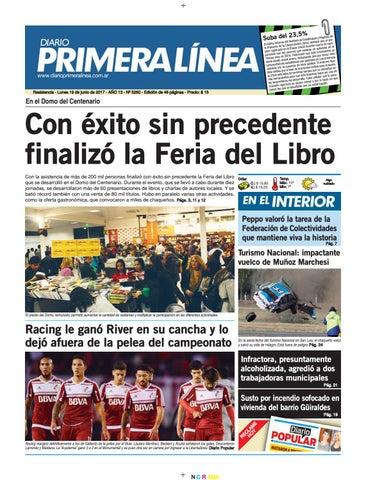Primera Línea 5260 20-06-17 by Diario Primera Linea - issuu