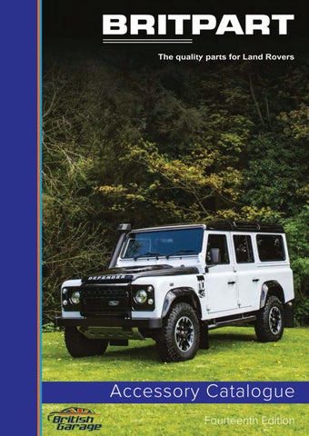 Britpart accessory catalogue 14 201706 land rover range rover www page 1 fandeluxe Choice Image