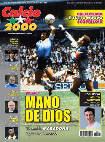 Calcio 2000 N223 By Tcc Srl Issuu