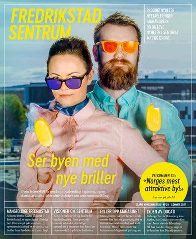 f5d675541959 Fredrikstad sentrum sommer 2017 by Griff Kommunikasjon as - issuu