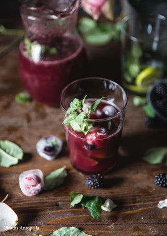 Page 124 of Blackberry Prosecco and Mint Cocktail