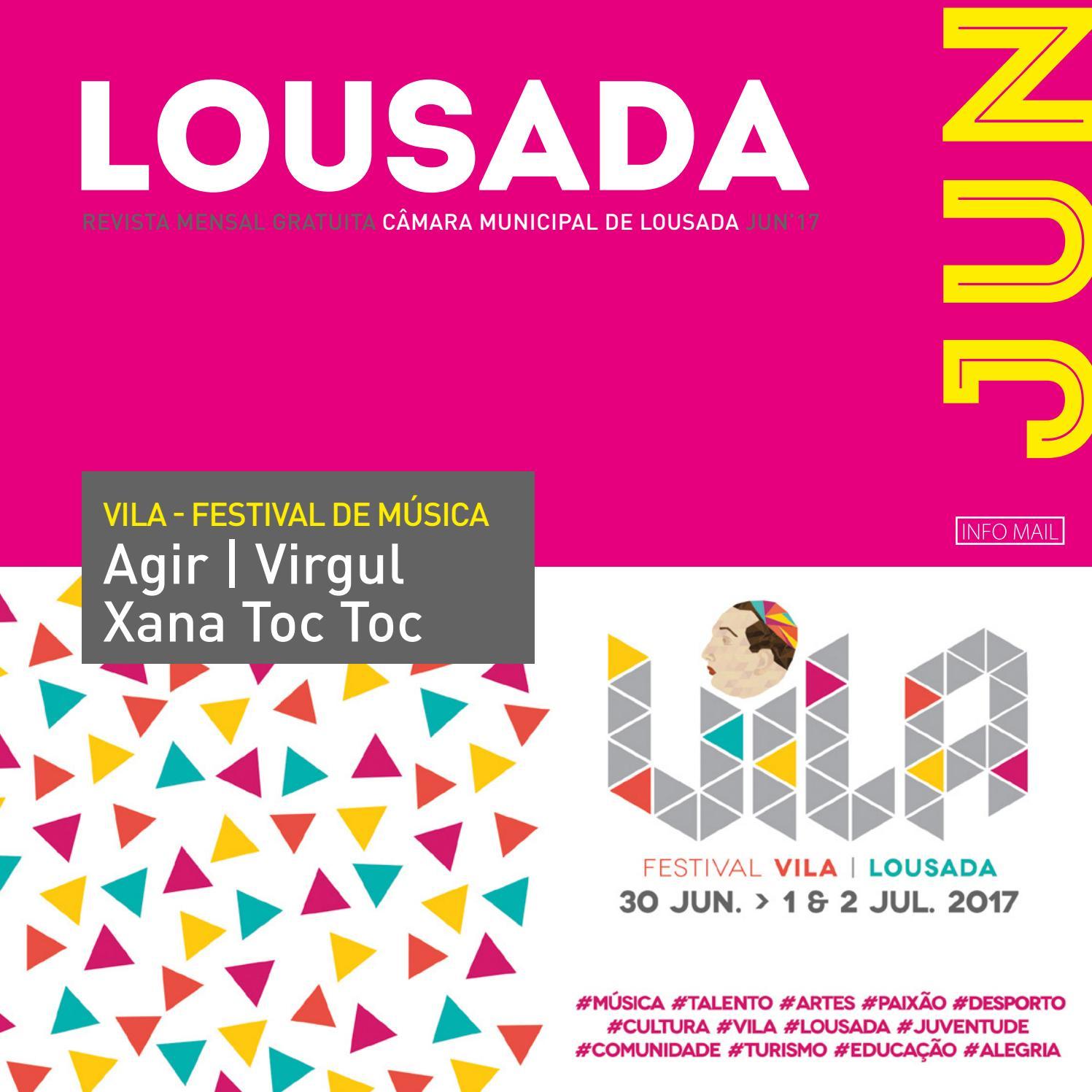 Revista Municipal de Lousada Junho 2017 by Município de Lousada - issuu c810ce71c9568