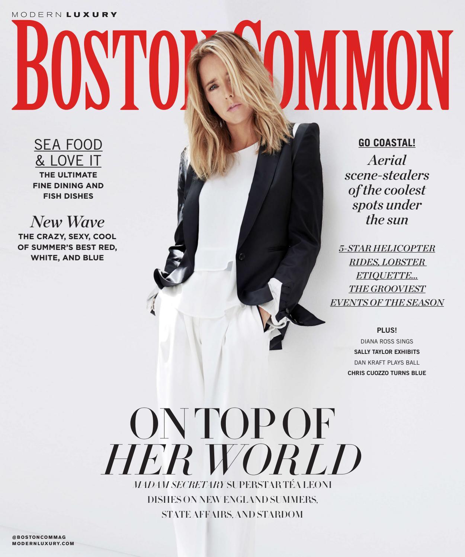 891ec8c1b5777 Boston Common - 2017 - Issue 3 - Summer - Tea Leoni by MODERN LUXURY - issuu