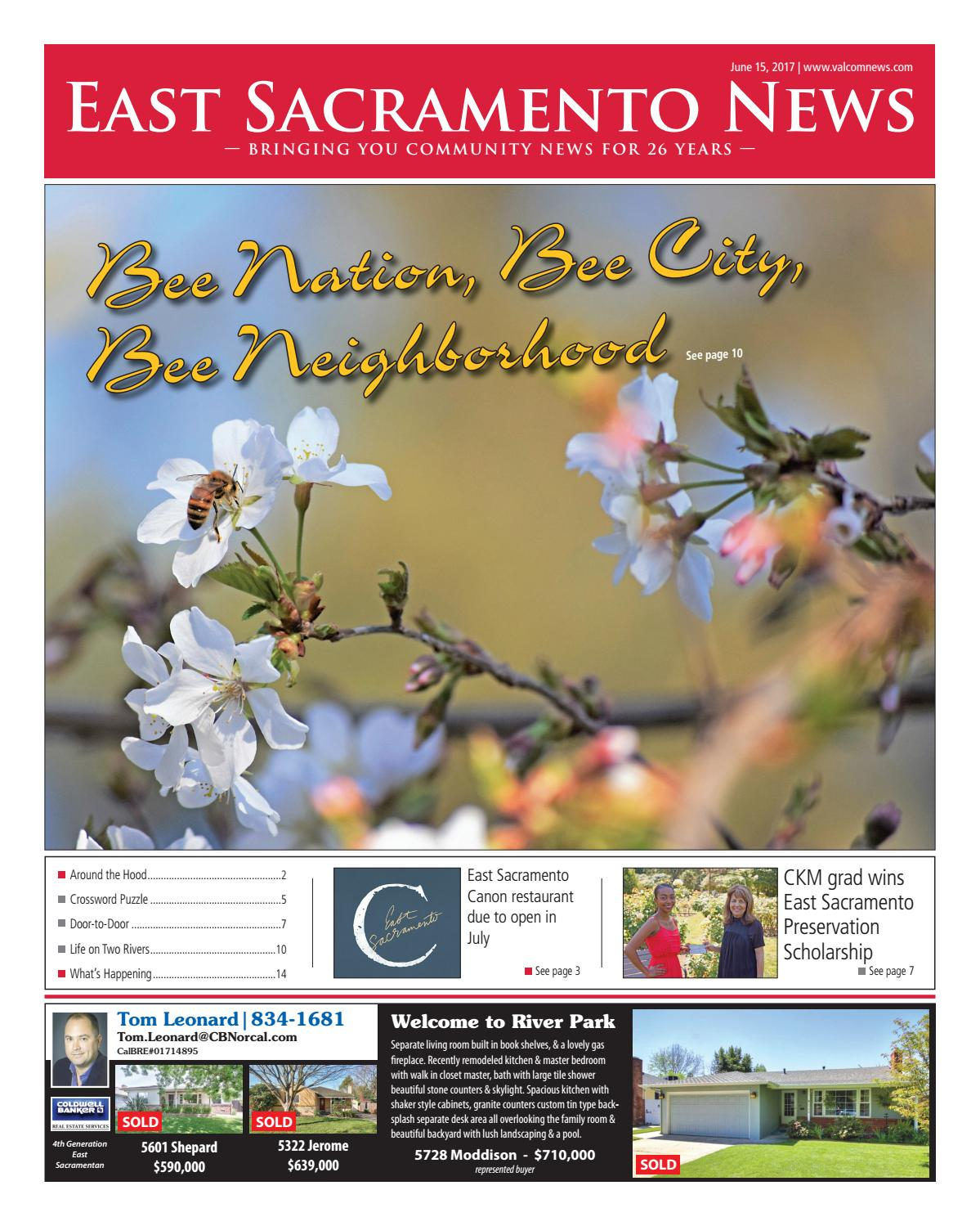east sacramento news june 15 2017 by valley community