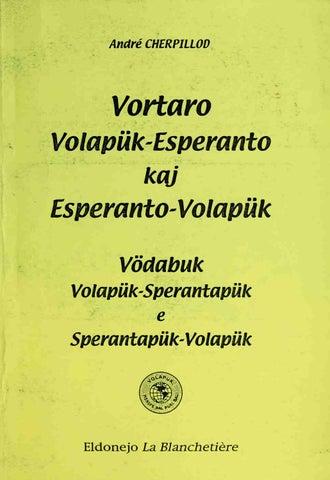 Vortaro volapük esperanto kaj esperanto volapük by Sennomulo issuu