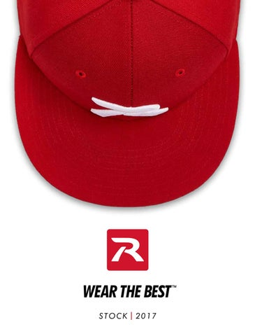 Richardson Cap Stock Ccatalog 2017 by LTS - Legacy Team Sales - issuu 0026bd96cb31