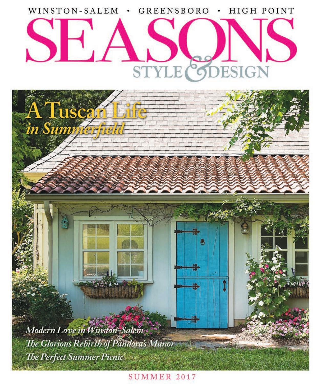 Arbor Acres Winston Salem Nc: Seasons Summer 2017 By O.Henry Magazine