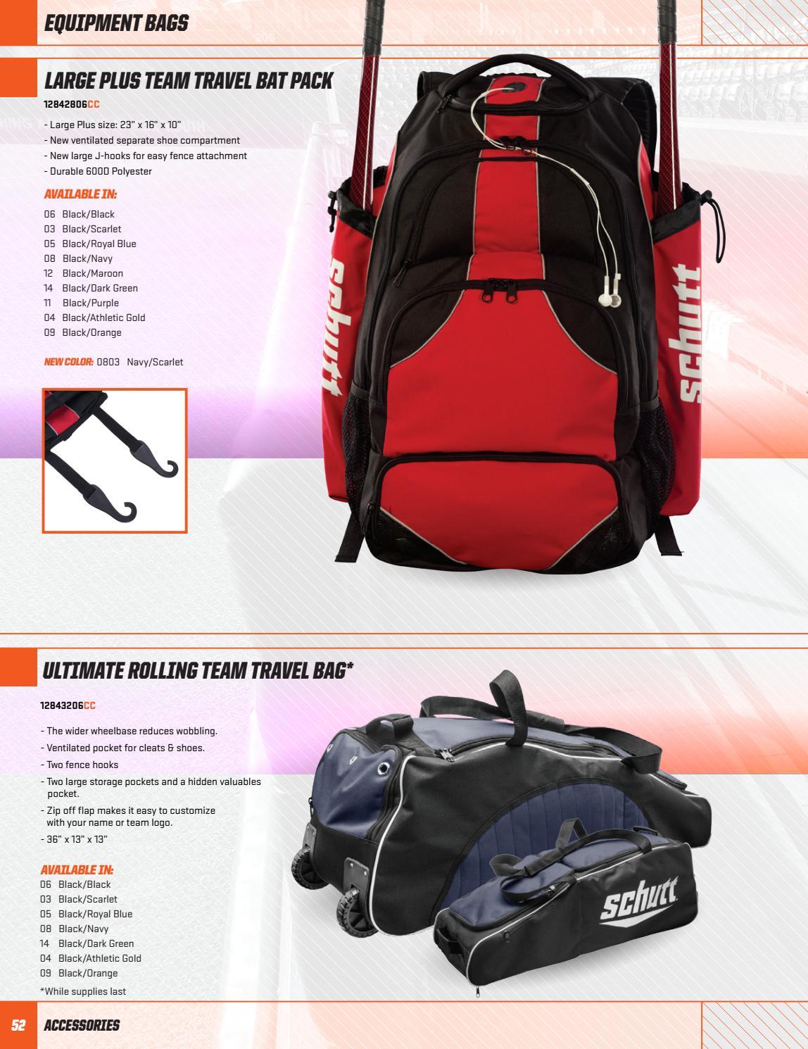 668802fa497e Schutt Baseball Softball Catalog 2018 by LTS - Legacy Team Sales - issuu