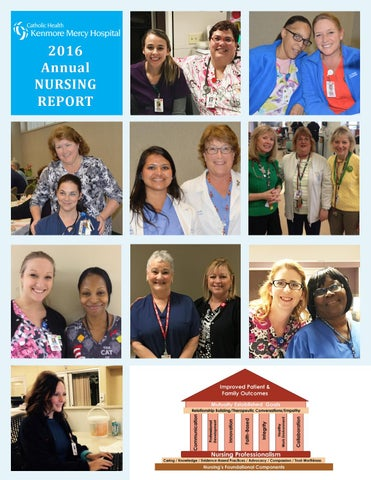 2016 kenmore mercy hospital nursing annual report by catholic page 1 fandeluxe Choice Image