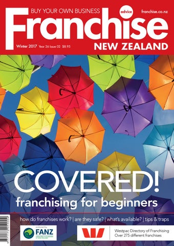6184d7b14 Franchise New Zealand - Year 26 Issue 02 - Winter 2017 by Franchise ...