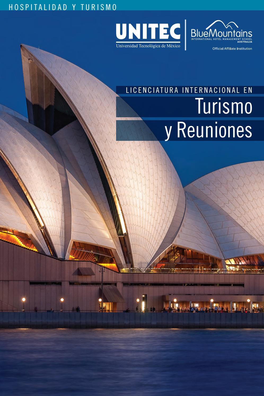Escuela de Turismo y Hospitalidad de la UNITEC by Universidad ...