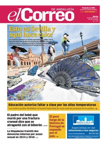 b000903cc7ff5 20 06 2017 El Correo de Andalucía by EL CORREO DE ANDALUCÍA S.L. - issuu