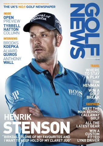f837bc5f1f5 Golf News June issue 2017 by Golf News - issuu