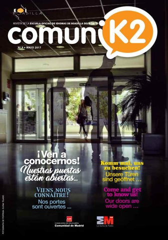 Revista Comunik2 Nº 9 By Afp Gestion Del Color Sl Issuu