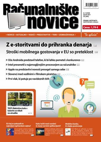 Revija Računalniške novice 12/XXII by Računalniške novice - issuu