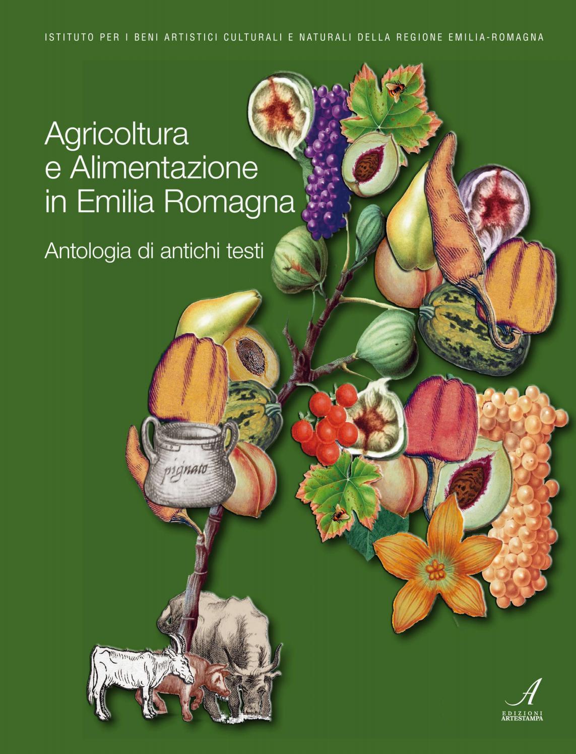 Agricoltura e alimentazione in emilia romagna by istitutobeniculturali -  issuu 5df4cf92a5a7