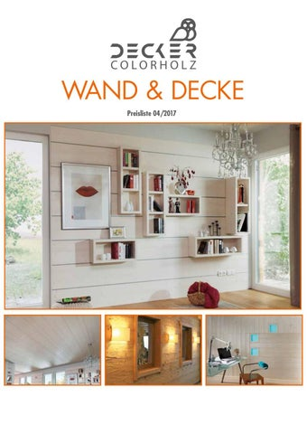 Decker | Wand U0026 Decke By Kaiser Design   Issuu