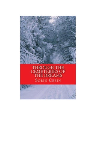 Through The Cemeteries Of The Dreams Philosophical Poems By Sorin