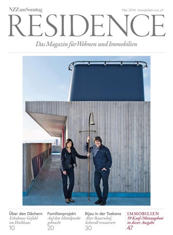 Residence August 2015 by NZZ Residence - issuu
