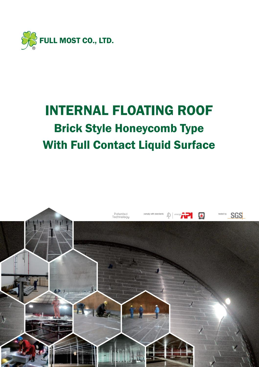Internal Floating Roof Ifr Brochure Full Most By