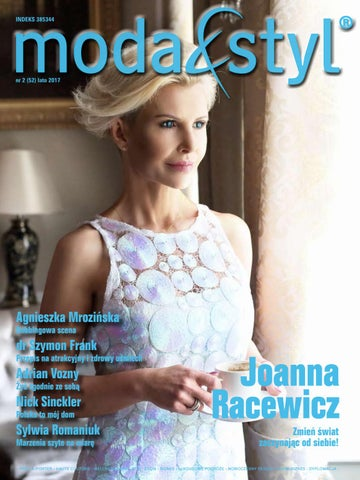 a92a87ca2708d7 Magazyn Moda&Styl lato 2017 by Magazine Moda&Styl - issuu