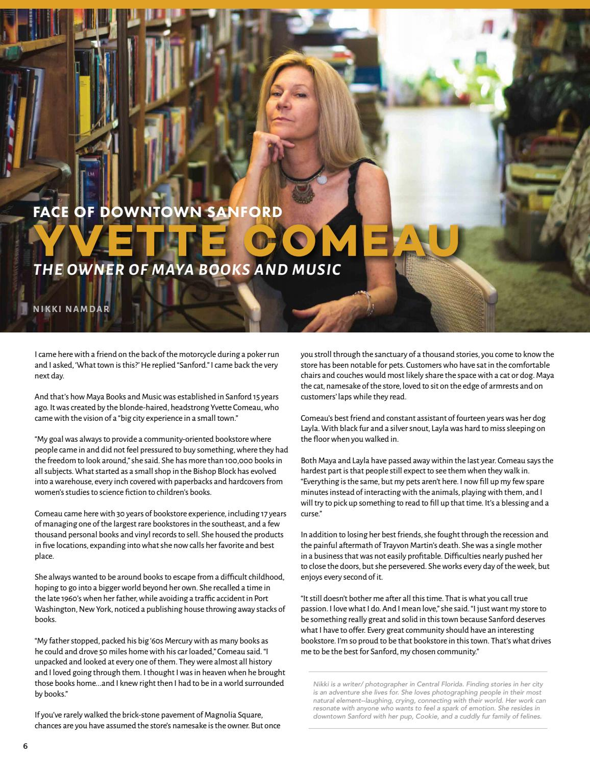 My Sanford Magazine by My Sanford Magazine - issuu