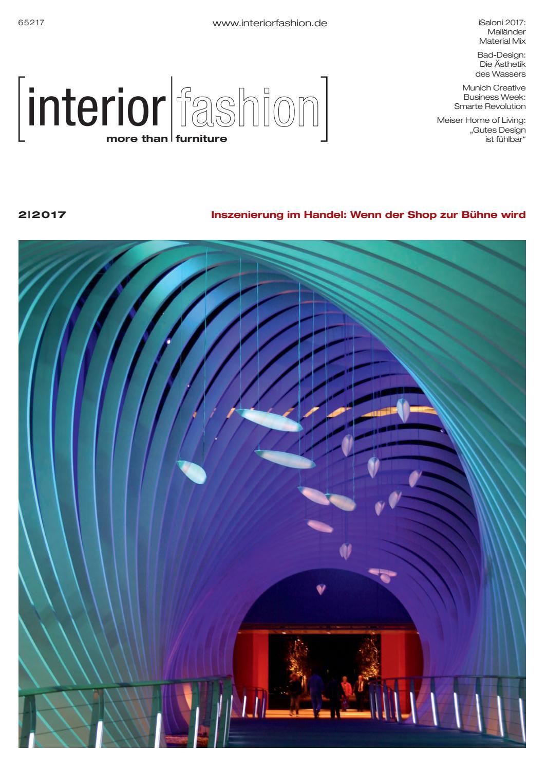 InteriorFashion 2|2017 by InteriorFashion - issuu