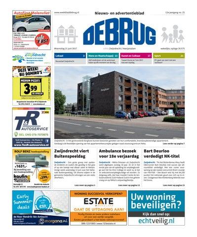 0071f190c20 Weekblad De Brug - week 25 2017 (editie Zwijndrecht)