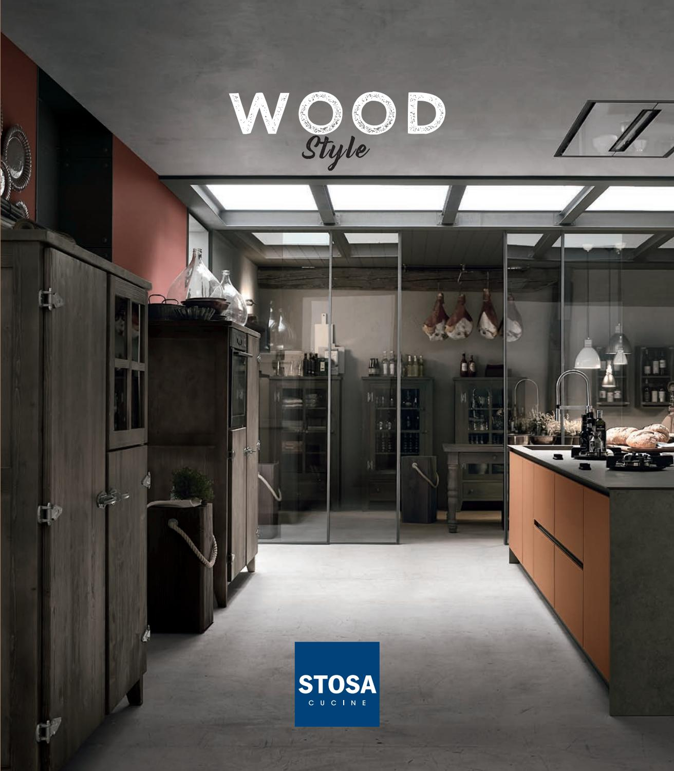 Catalogo wood 2017 by stosa cucine issuu - Stosa cucine catalogo ...