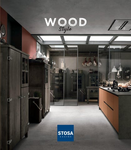 Catalogo WOOD 2017 by STOSA Cucine - issuu