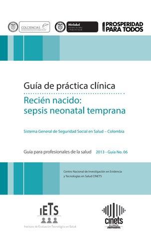 Tamiz neonatal gpc