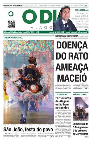 1c912ed3b0 Edição 225 by O Dia Alagoas - issuu