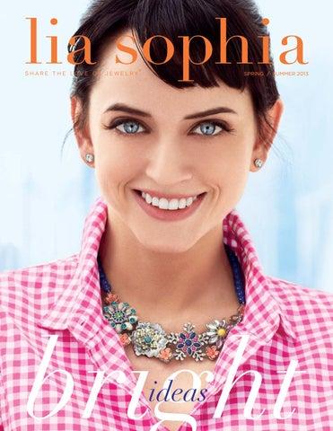 cddfb2bda Spring summer 2013 lia sophia jewelry by TC Semra Akkaya - issuu