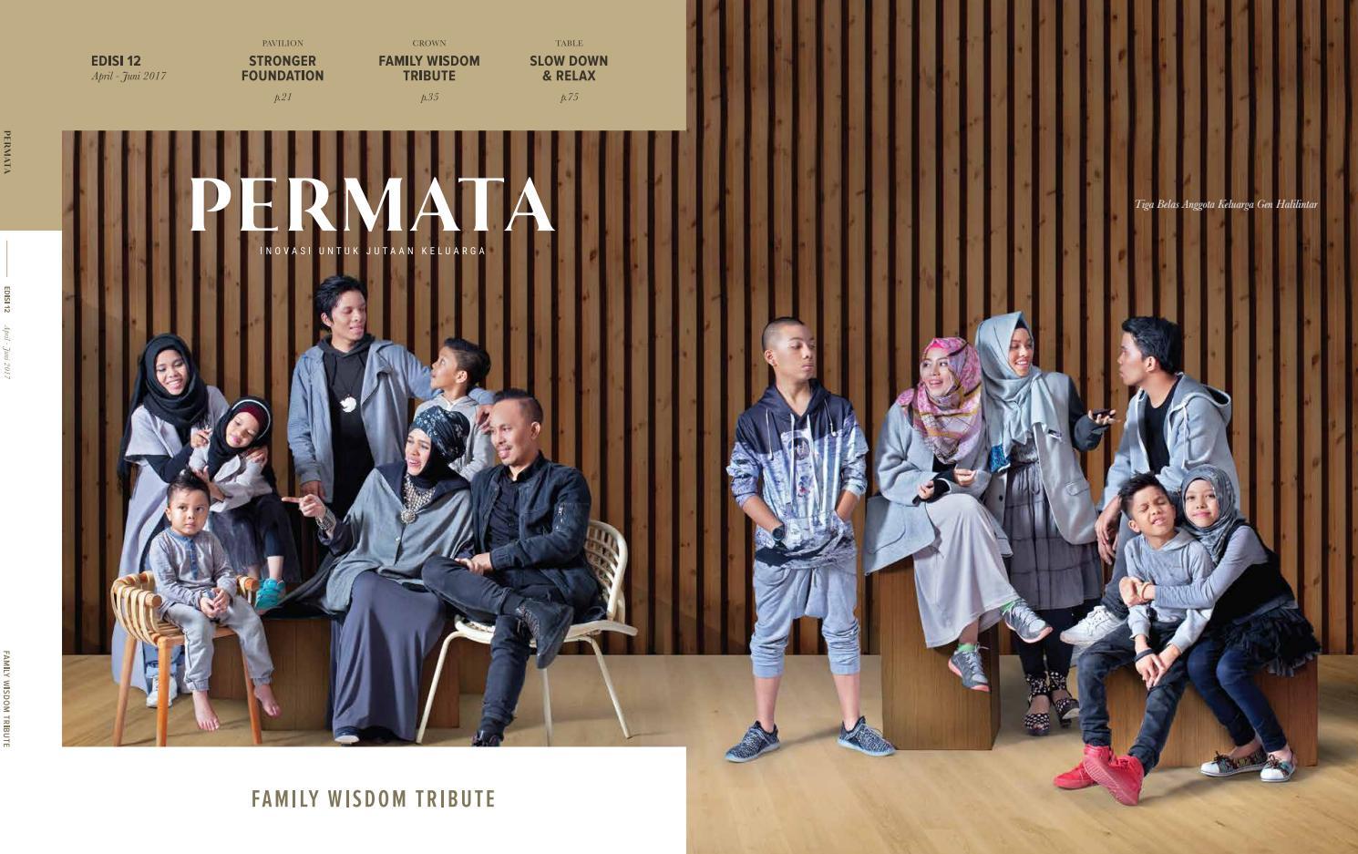 PermataMagazine By Simpul Aksara Grup Issuu