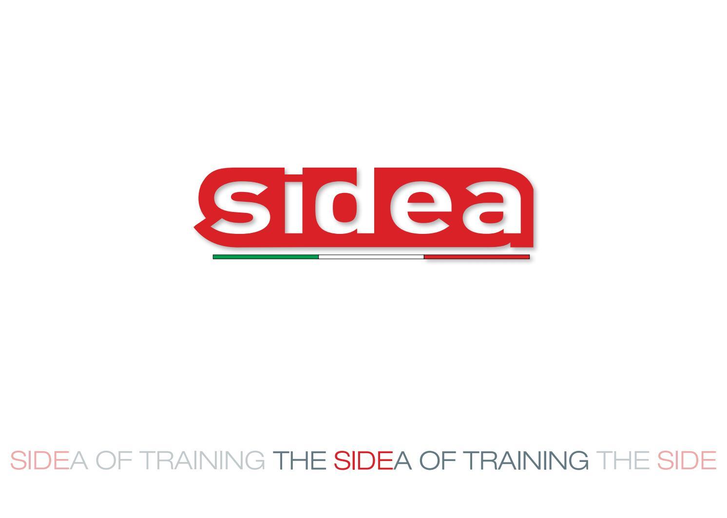 ac538d941aa9 NEW Sidea Product Catalog 2017 by Sidea Fitness Company - issuu