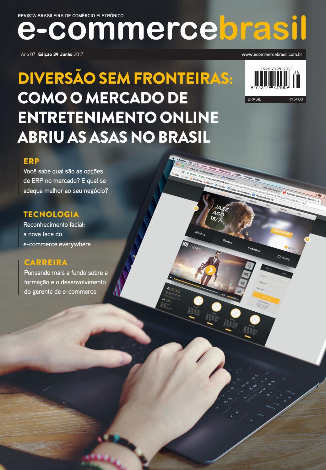 Diversão sem fronteiras  como o mercado de entretenimento online abriu as  asas no Brasil by E-Commerce Brasil - issuu fb46f3f39d