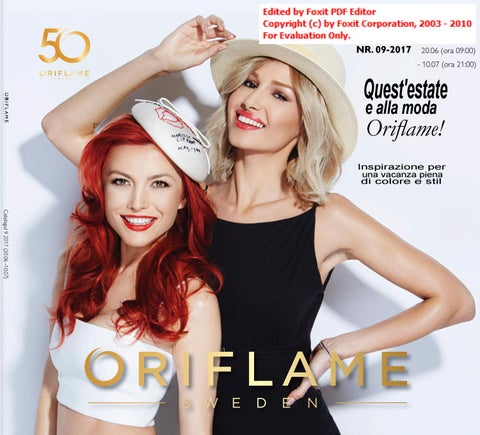 Oriflame c9 2017 italiano by Nickole21 - issuu d483230ca756