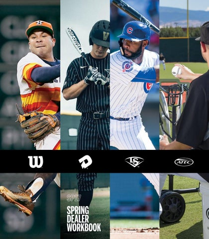 e75ef524443 Wilson Baseball Catalog 2017 by LTS - Legacy Team Sales - issuu