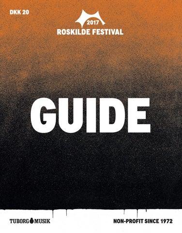 Roskilde Festival 2017 Guide By Roskilde Festival Issuu